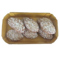 Ricciarelli | Italian Almond Biscuits | Buy Online | UK | Europe